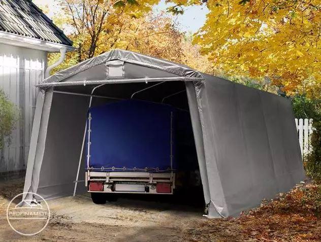 Freemoto - PROFINAMIOT, NAMIOTY GARAŻOWE, na łódź, camper, motor, ciężarówkę, czy auto
