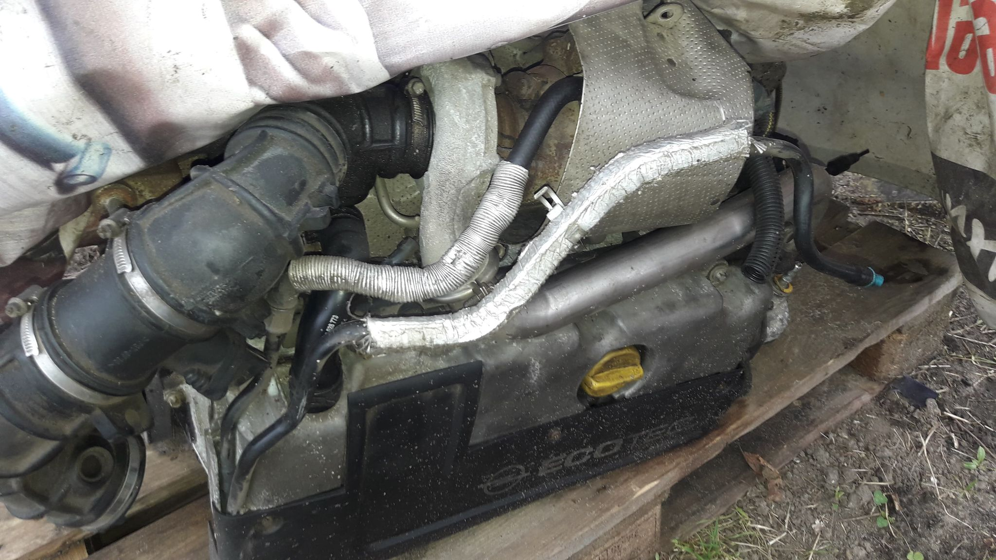 Freemoto - Opel vectra B 2001r 2.0 diesel na części