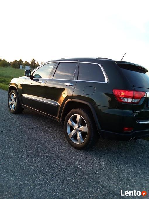 Freemoto - Auto do ślubu – Jeep Grand Cherokee Overland
