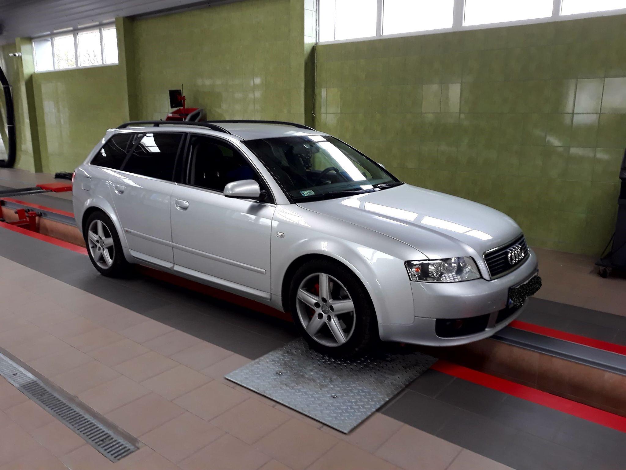 Freemoto - Audi a4 b6 kombi S-Line 130KM, 1,9TDI 2004R