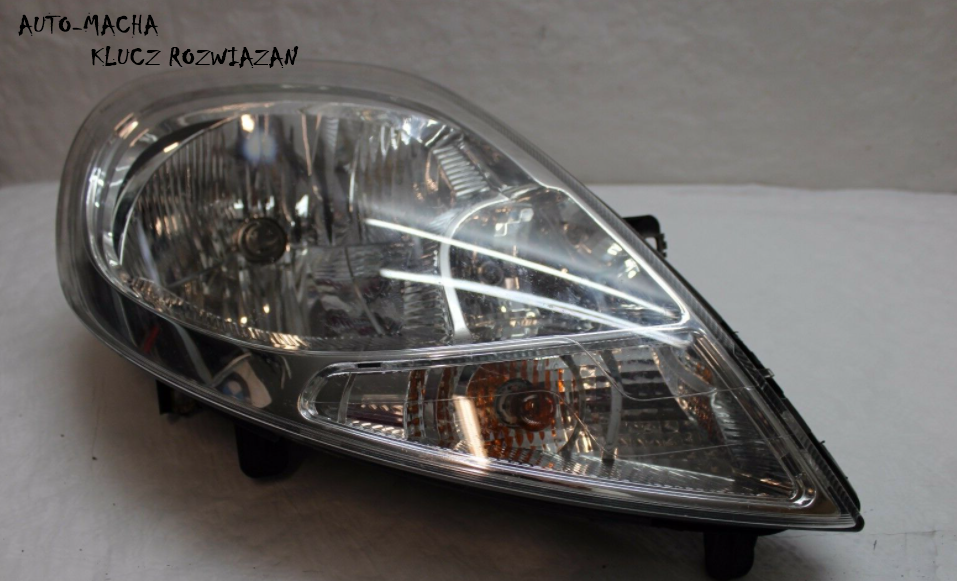 Freemoto - Nissan Primastar Trafic Vivaro Reflektor przedni Lampa przednia NOWY