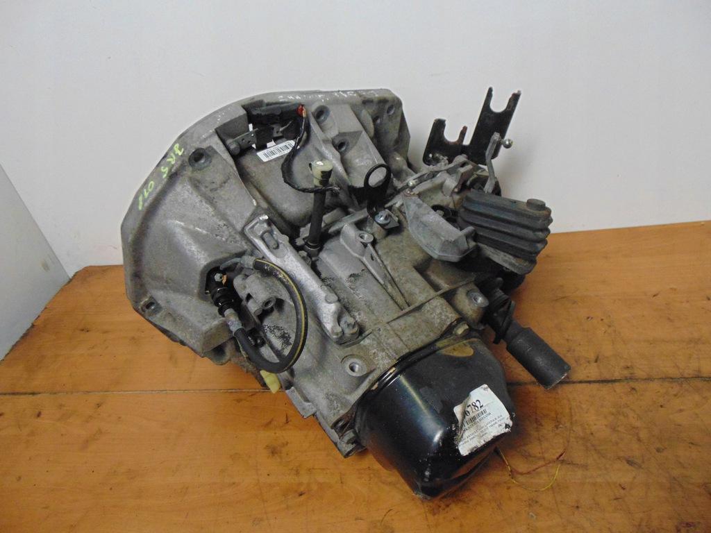 Freemoto - Skrzynia biegów Renault Laguna II, Espace 2.0 V16 JR5 009