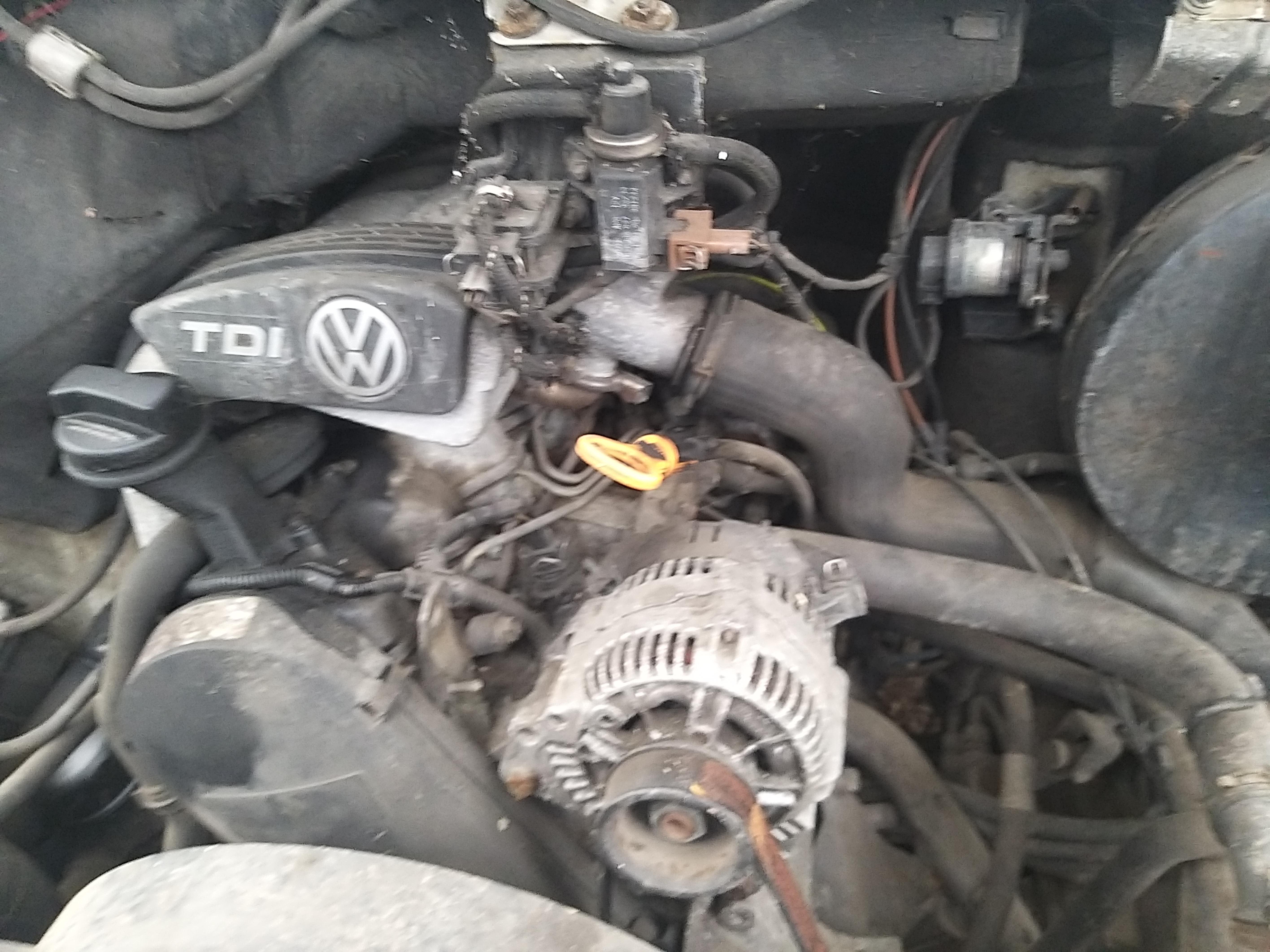 Freemoto - Silnik Volkswagen VW LT 2,5
