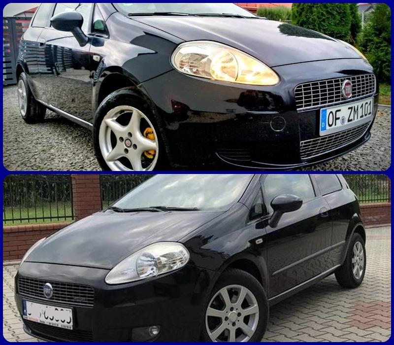 Freemoto - Fiat GRANDE PUNTO sport 1.4i8v oraz 1.2i16v