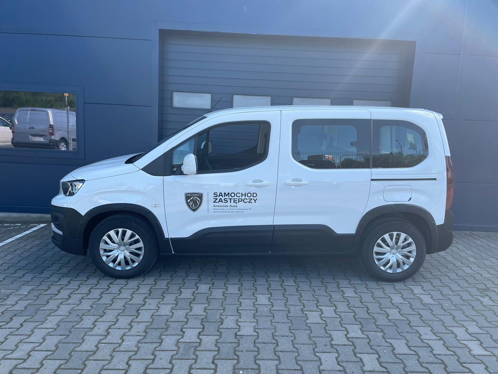 Freemoto - Peugeot Rifter 1.5